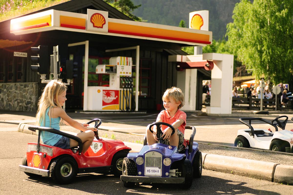 Shell Kjøreskole