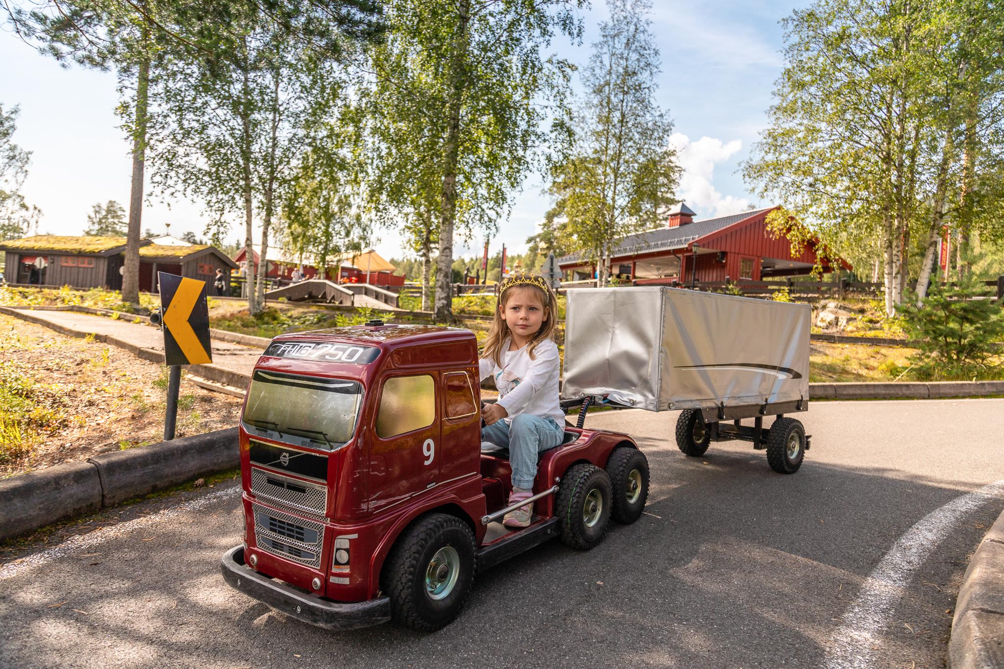 Volvo Lastebilbane